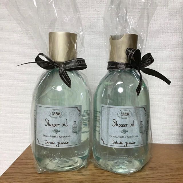 SABON(サボン)のSABONE シャワーオイル ジャスミン コスメ/美容のボディケア(ボディソープ/石鹸)の商品写真