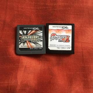 ポケモン(ポケモン)のポケットモンスター プラチナ ホワイト2 ポケモン ds ソフト(携帯用ゲームソフト)