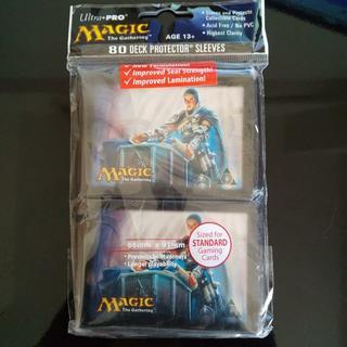 マジックザギャザリング(マジック:ザ・ギャザリング)のMTGデッキプロテクターDRAGON'S MAZE-AZORIUS(80枚)(カードサプライ/アクセサリ)