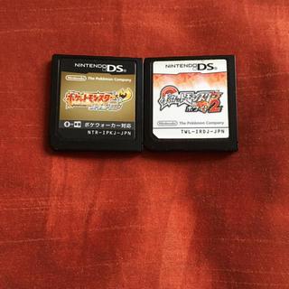ポケモン(ポケモン)のポケットモンスター ハートゴールド  ホワイト2 ポケモン ds ソフト(携帯用ゲームソフト)