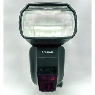 キヤノン(Canon)のCanon スピードライト 600EX-RT ストロボ(ストロボ/照明)