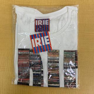 アイリーライフ(IRIE LIFE)の◆新品未使用◆irie life Tシャツ「カセットirie」オフ白 ワンサイズ(Tシャツ(半袖/袖なし))