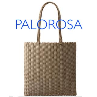DEUXIEME CLASSE - PALOROSA パロローサ バスケット ショルダーバッグ