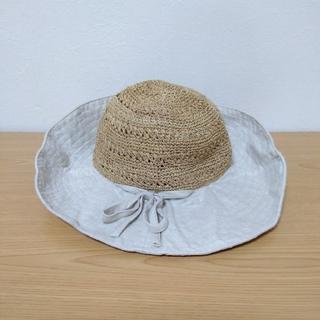 フルラ(Furla)のFURLA 帽子 レディース(麦わら帽子/ストローハット)