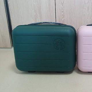 Starbucks Coffee - 韓国スタバ★ サマーレディバッグ・グリーン