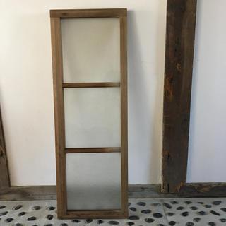 アンティーク窓枠ガラス(その他)