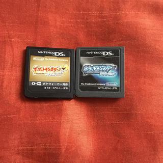 ポケモン(ポケモン)のポケットモンスター ハートゴールド ダイヤモンド ポケモン ds ソフト(携帯用ゲームソフト)