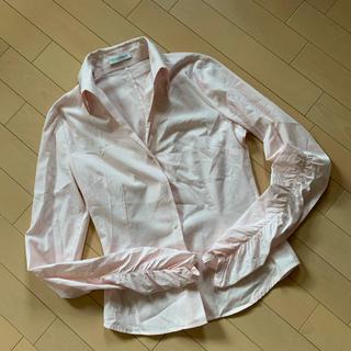 ナラカミーチェ(NARACAMICIE)のNARACAMICIE(ナラカミーチェ)特殊 デザイン 袖口 シャツ(シャツ/ブラウス(長袖/七分))