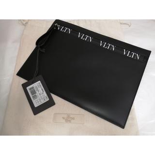 ヴァレンティノ(VALENTINO)のヴァレンティノ vltn クラッチ バッグ 新品 未使用(セカンドバッグ/クラッチバッグ)