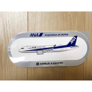 エーエヌエー(ゼンニッポンクウユ)(ANA(全日本空輸))のANA 全日空 A320機 ステッカー(航空機)