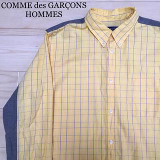 コムデギャルソン(COMME des GARCONS)の【used】COMME des GARÇONS HOMMES shirt(シャツ)