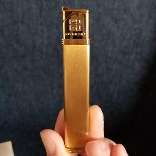 ジバンシィ(GIVENCHY)のジバンシー GIVENCY ガスライター 新品未使用 ガス付き(その他)