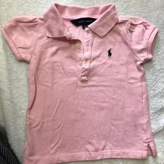 ラルフローレン(Ralph Lauren)のラルフローレン ポロシャツ80(シャツ/カットソー)