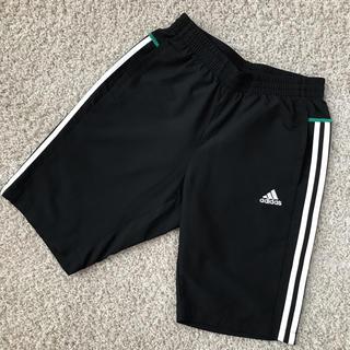 【adidas】超美品!climalite ハーフパンツ 短パン M 黒