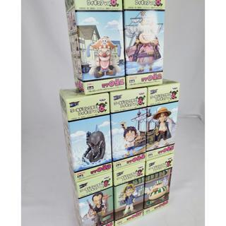 バンプレスト(BANPRESTO)のONE PIECE ワンピース ワーコレ フィギュア TV vol.6 セット(アニメ/ゲーム)