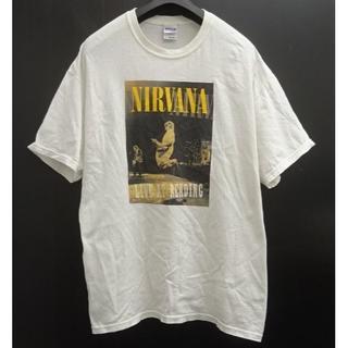 オフホワイト(OFF-WHITE)のニルヴァーナ NIRVANA 希少 LIVE AT READING Tシャツ(Tシャツ/カットソー(半袖/袖なし))
