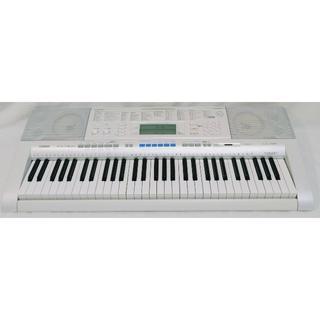 カシオ(CASIO)の【良品】CASIO 光ナビゲーションキーボード(61鍵盤) LK-205(キーボード/シンセサイザー)