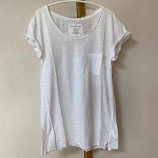 バンヤードストーム(BARNYARDSTORM)のポケット白T(Tシャツ/カットソー(半袖/袖なし))