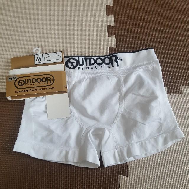 OUTDOOR PRODUCTS(アウトドアプロダクツ)のOUTDOOR ボクサーパンツ メンズのアンダーウェア(ボクサーパンツ)の商品写真