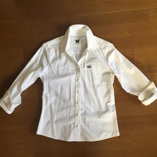ギリーヒックス(Gilly Hicks)のGilly Hicks ホワイトシャツ♡(シャツ/ブラウス(長袖/七分))