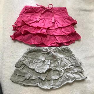 インナーパンツ付スカート2点(スカート)