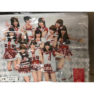 エーケービーフォーティーエイト(AKB48)のAKB48 タペストリー 全身写真(アイドルグッズ)