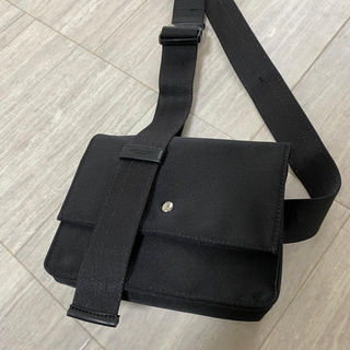 オフホワイト(OFF-WHITE)のcharlie feist shoulder bag(ショルダーバッグ)