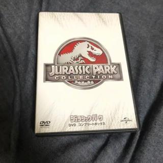 ユニバーサルスタジオジャパン(USJ)のジュラシックパーク コンプリートコレクション DVDBox(外国映画)