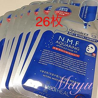 メディヒール NMF アクアリング  26枚(パック/フェイスマスク)
