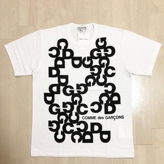 コムデギャルソン(COMME des GARCONS)の大阪限定 新品 送料込 コムデギャルソン グラフィック ロゴ Tシャツ(Tシャツ/カットソー(半袖/袖なし))