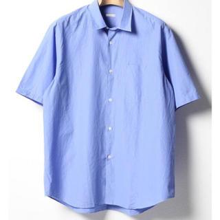 COMOLI - comoli 20ss ショートスリーブシャツ 新品未使用
