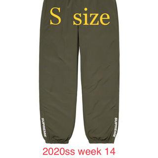 シュプリーム(Supreme)のSupreme Warm Up Pant Olive S size 2020ss(その他)