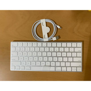 Apple - Magic keyboard (USキー テンキー無)
