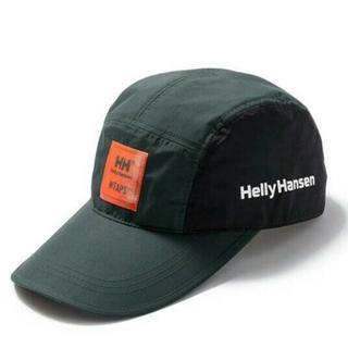 HELLY HANSEN - WTAPS x HELLY HANSEN T-5 01 GREEN キャップ