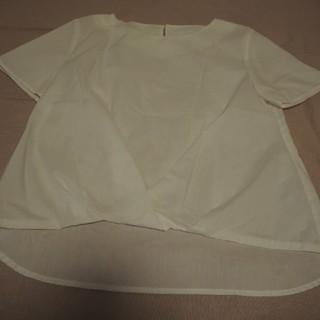 スーナウーナ(SunaUna)のsunauna 半袖カットソー(カットソー(半袖/袖なし))