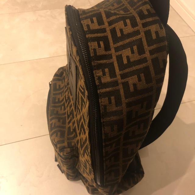 FENDI(フェンディ)のリュック レディースのバッグ(リュック/バックパック)の商品写真