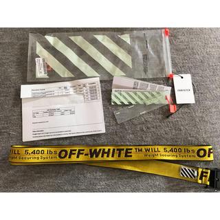 オフホワイト(OFF-WHITE)のOFF WHITE(ベルト)