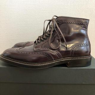 オールデン(Alden)のAlden Cordovan Wing Tip Boot(ドレス/ビジネス)