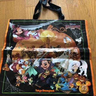 ディズニー(Disney)のハロウィンショッパーセット(ショップ袋)