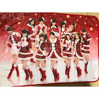 エーケービーフォーティーエイト(AKB48)のAKB48 ブランケット(アイドルグッズ)