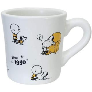 SNOOPY - スヌーピー ピーナッツ 生誕70周年記念 マグカップ SNOOPY