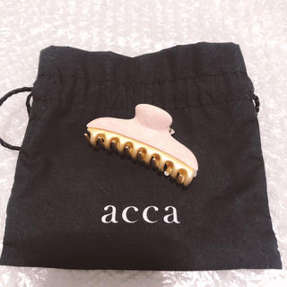 acca - acca クリップ7センチサイズ