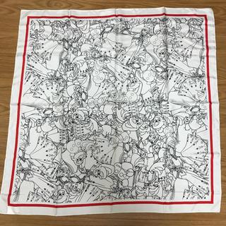 コムデギャルソン(COMME des GARCONS)のコムデギャルソン スカーフ(バンダナ/スカーフ)