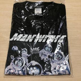 マンウィズアミッション(MAN WITH A MISSION)のプロフ必読様専用マンウィズコラボ限定品♪新品未使用Tシャツ!(ミュージシャン)