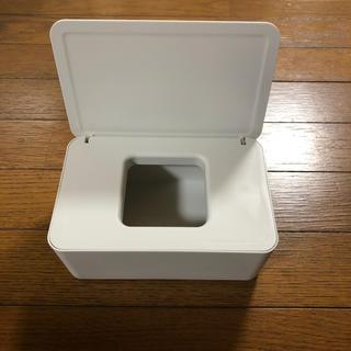 ムジルシリョウヒン(MUJI (無印良品))の無印良品 ウェットティッシュ ケース(ティッシュボックス)