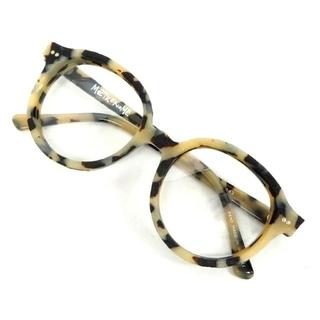 アヤメ(Ayame)の美品!定価55080円 METRONOME 眼鏡 メトロノーム(サングラス/メガネ)