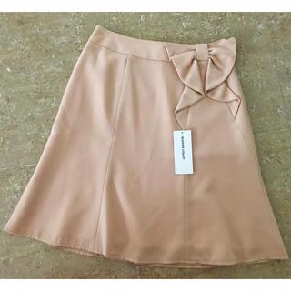 クイーンズコート(QUEENS COURT)のクイーンズコート 上品フレアスカート(ひざ丈スカート)
