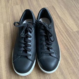 HYKE - adidas スタンスミス×HYKE 限定シューズ 黒 26.5