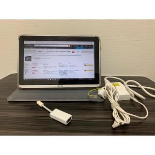 エイサー(Acer)のAcer ICONIA W700 i3/4G/128/11/win10ジャンク(タブレット)
