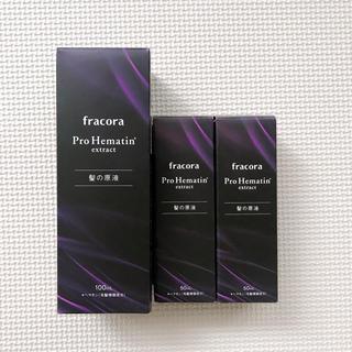 フラコラ(フラコラ)のフラコラ プロヘマチン原液セット(ヘアケア)